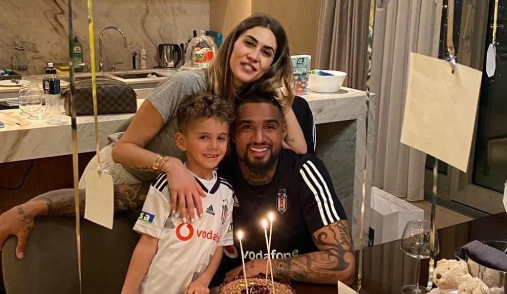 Boateng'e doğum günü sürprizi