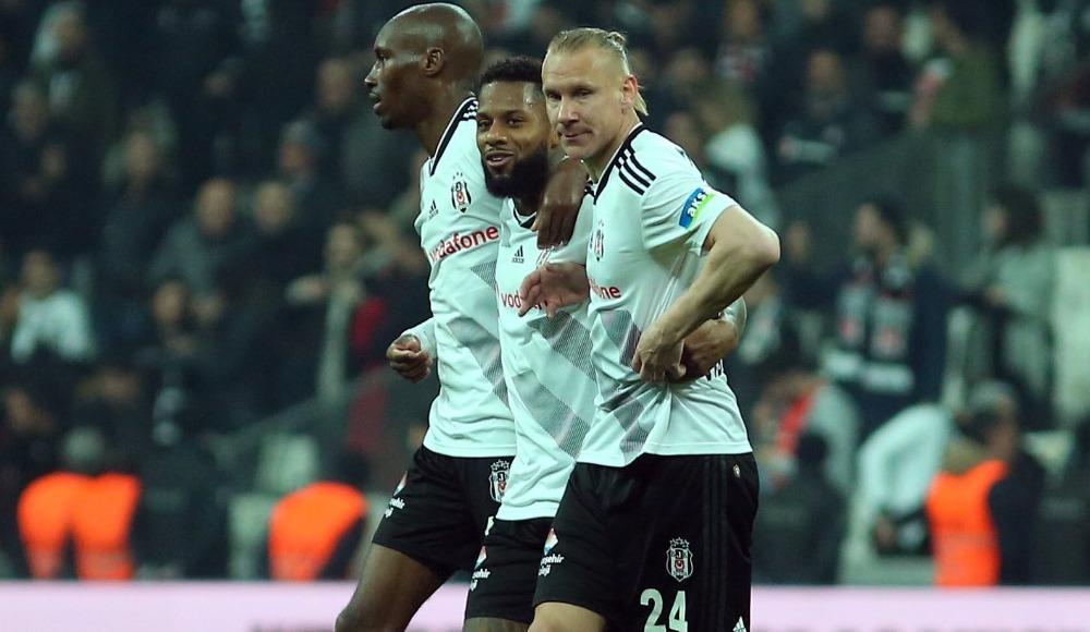 Vida transferi için İstanbul'a kamp kurdular! Beşiktaş gemileri yaktı...