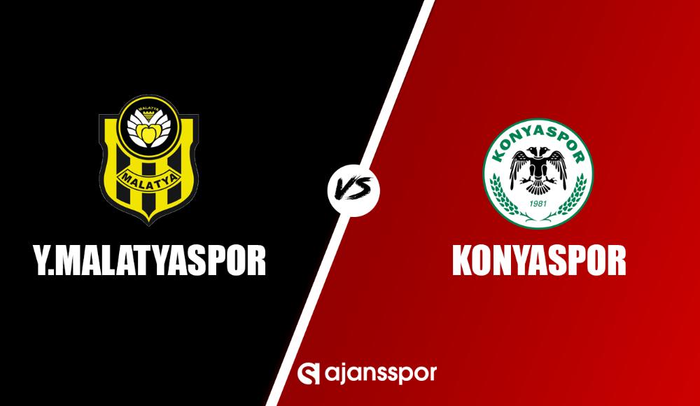 Yeni Malatya - Konyaspor (Canlı Skor)
