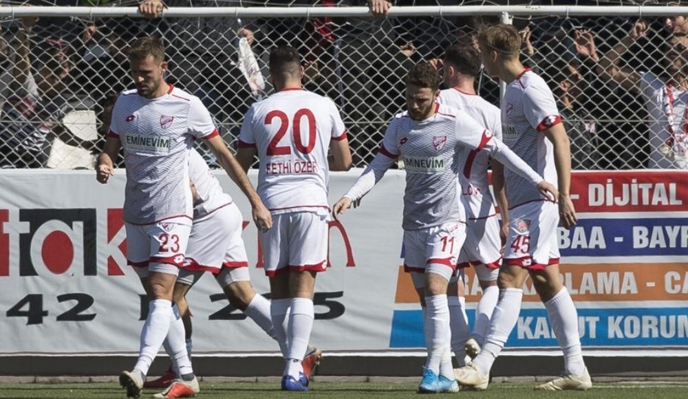 Boluspor'a deplasmanda tek gol yetti!