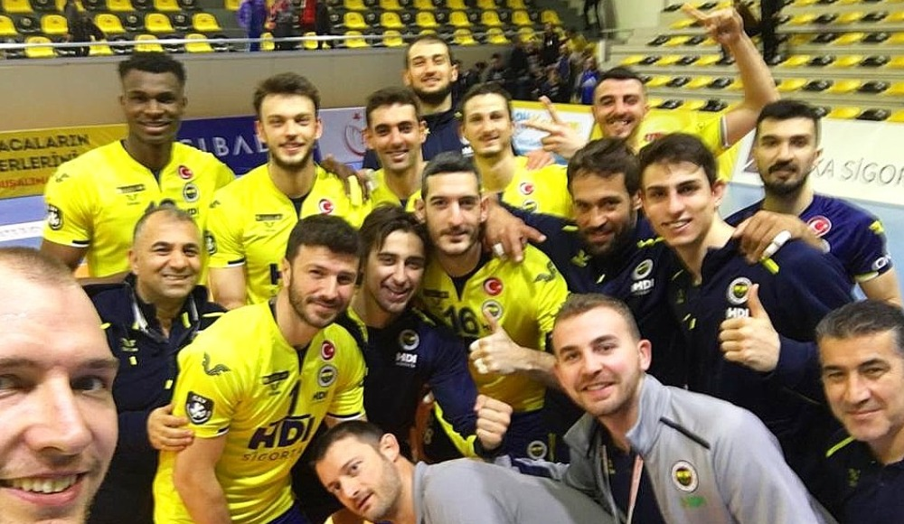 Fenerbahçe HDI Sigorta rahat kazandı