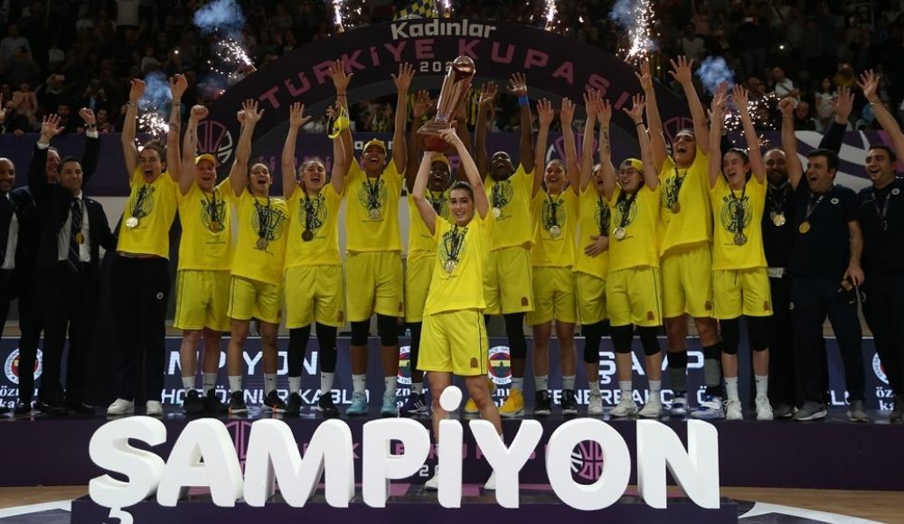 Fenerbahçe'den bir kupa zaferi daha