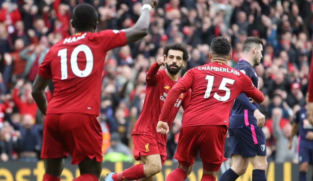 Liverpool kendisine geldi!