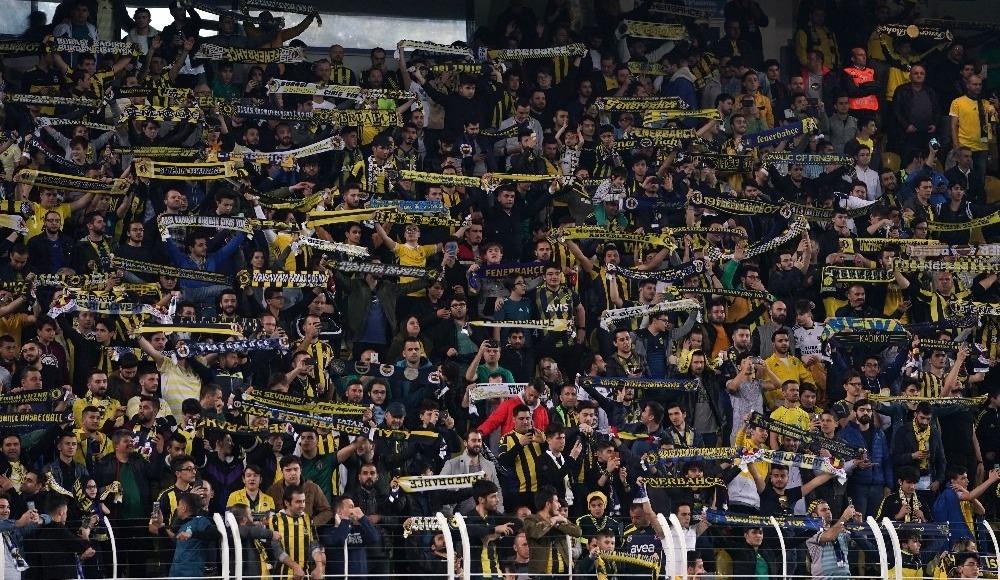 İşte Fenerbahçe - Denizlispor maçının seyirci sayısı