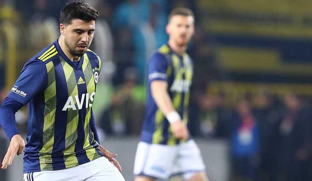 Fenerbahçe'de Konyaspor maçı öncesi cezalı oyuncular belli oldu