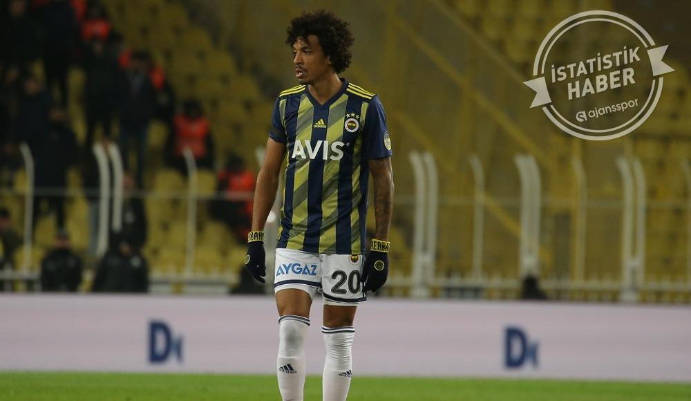 Fenerbahçe'de yıkılmayan adam Luiz Gustavo!
