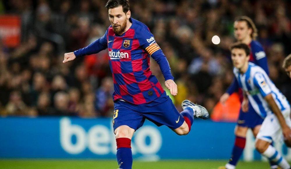 Barcelona üç puanı tek golle aldı
