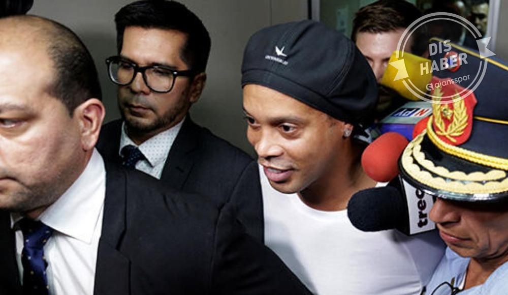 Ronaldinho eski kaptanını aradı