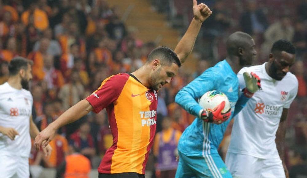 Sivasspor - Galatasaray maçı seyret!