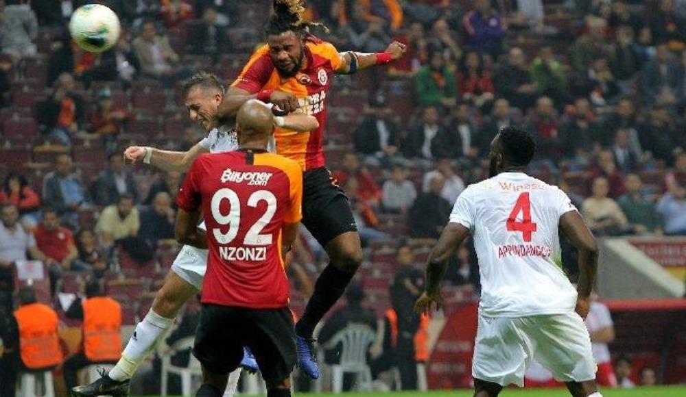 Sivasspor - Galatasaray (Şifresiz izle)