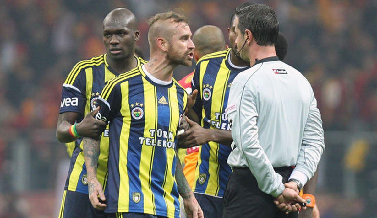 Galatasaray - Fenerbahçe derbisi ve Raul Meireles