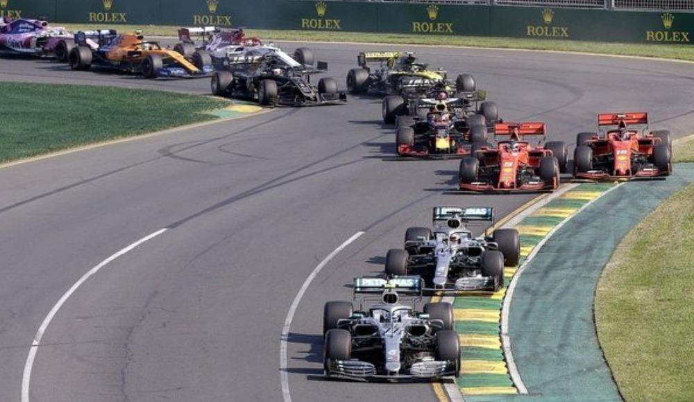 F1'de bir koronavirüs vakası daha