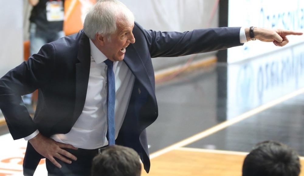 """Zeljko Obradovic'ten öz eleştiri! """"Utanç oldu..."""""""