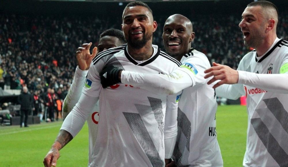 """Boateng'ten büyük övgü: """"Beşiktaş için büyük şanssın"""""""