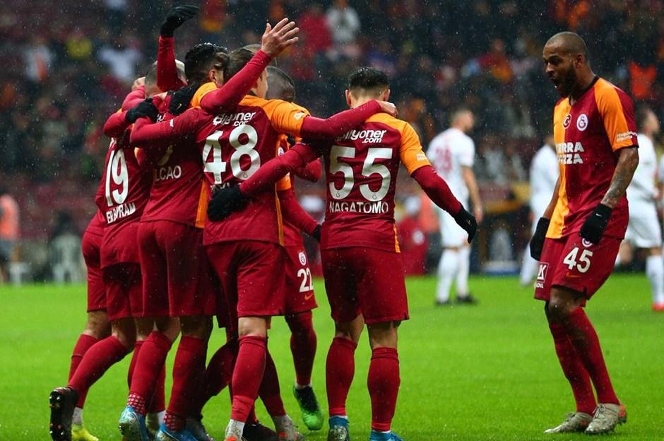 Galatasaray şampiyonluğun en büyük adayı!