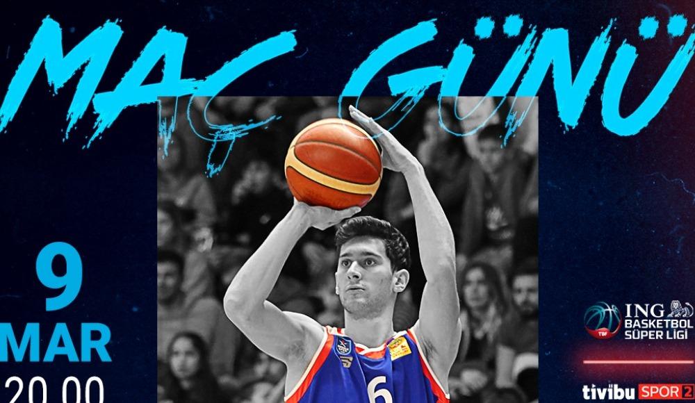 Anadolu Efes - Gaziantep Basketbol (Canlı Skor)