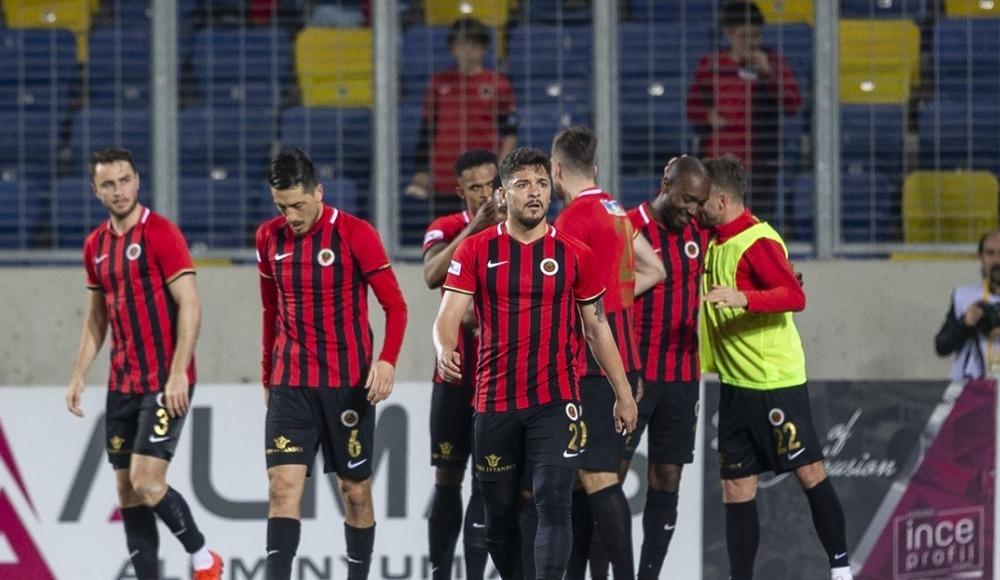 İlker, Sio ve Nordfeldt, Antalyaspor maçını değerlendirdi
