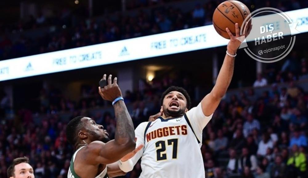 NBA lideri Bucks peş peşe 3. yenilgisini aldı!