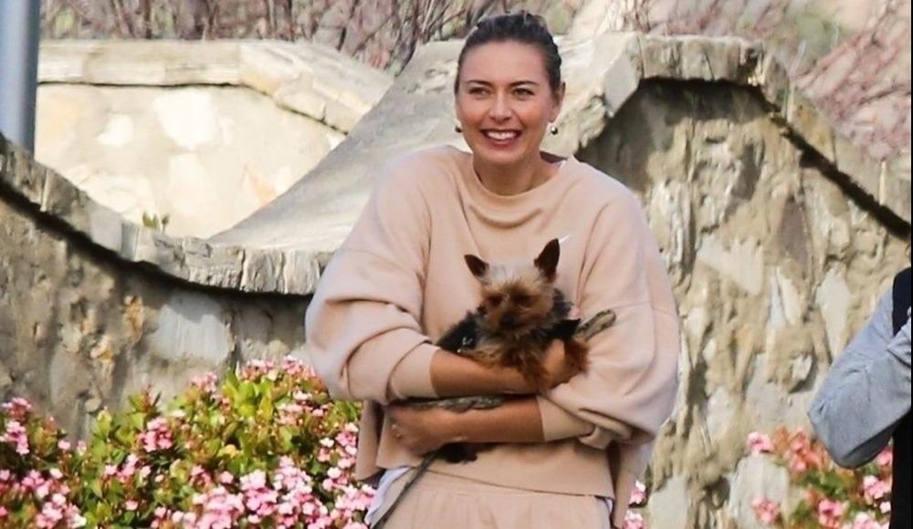 Maria Sharapova'nın emeklilik günleri