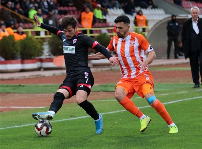 Bolu'dan müthiş geri dönüş: 2-1