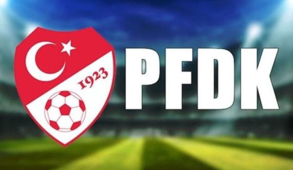 PFDK'dan Antalyaspor'a ceza