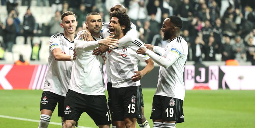 Beşiktaş derbiyi kazanabilir!