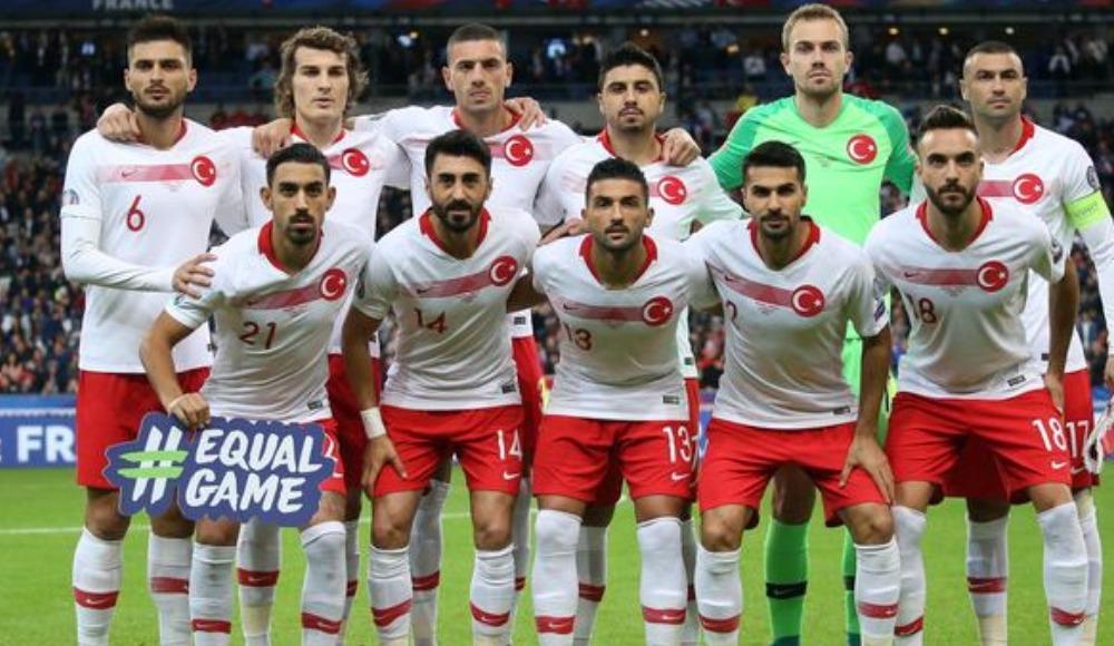 Milli takımın maçlarına koronavirüs önlemi