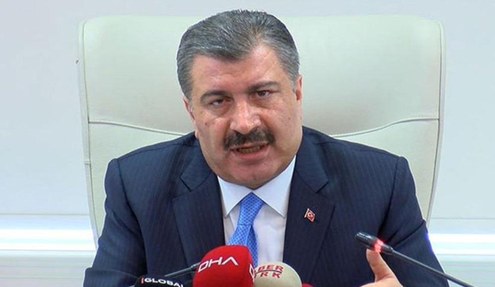 Sağlık Bakanı Koca'dan Koronavirüs açıklaması! Vaka hangi şehirde?