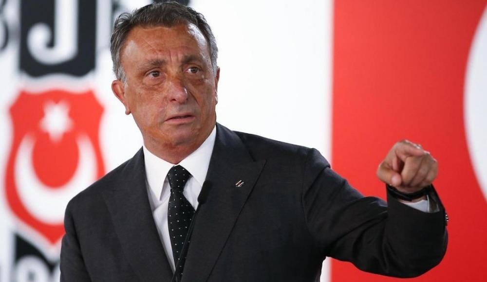 Ahmet Nur Çebi'den Galatasaray derbisi hakemine mesaj!