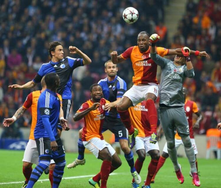 Türk takımlarına karşı iki maça çıktı
