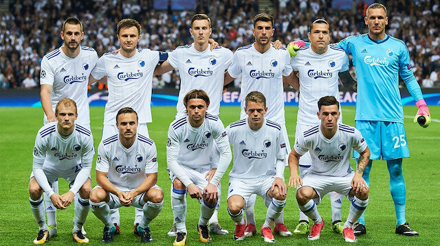 Avrupa Ligi Kadrosu