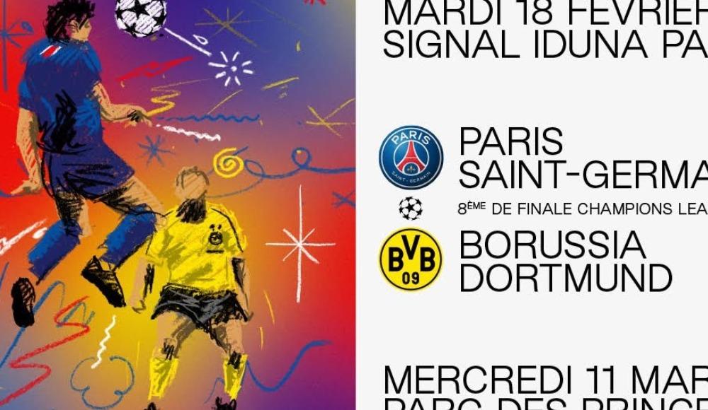 Paris Saint-Germain - Borussia Dortmund (Canlı Skor)