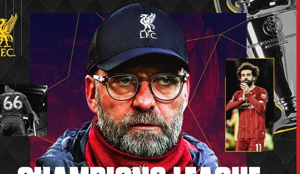 Liverpool - Atletico Madrid (Canlı Skor)