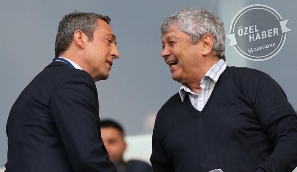 Fenerbahçe'den Lucescu'ya sürpriz telefon!