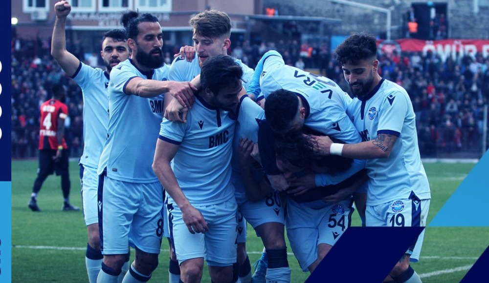 Adana Demirspor - Akhisarspor (Canlı İzle)