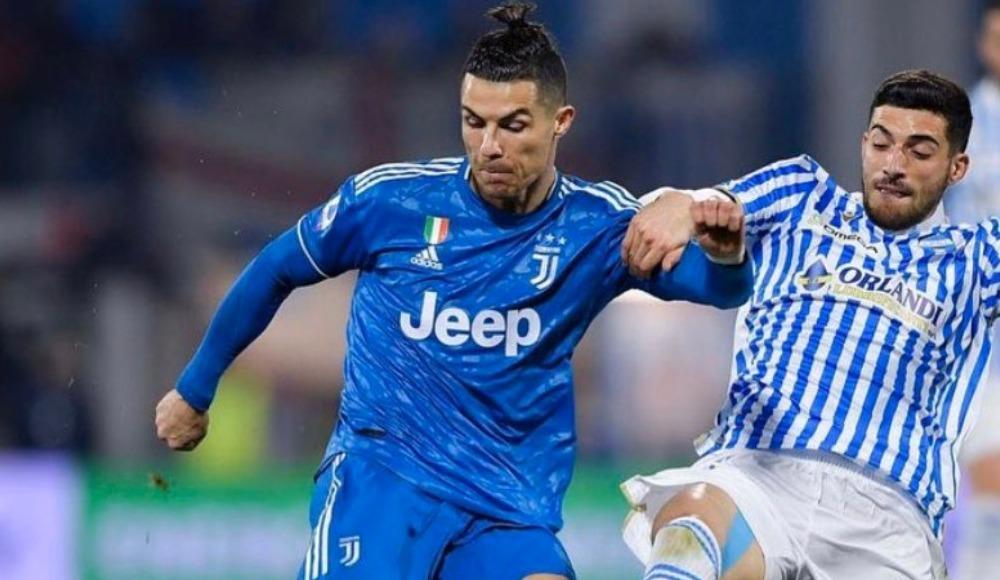 Ronaldo'dan koronavirüs önlemi! Kulübü bilgilendirdi...
