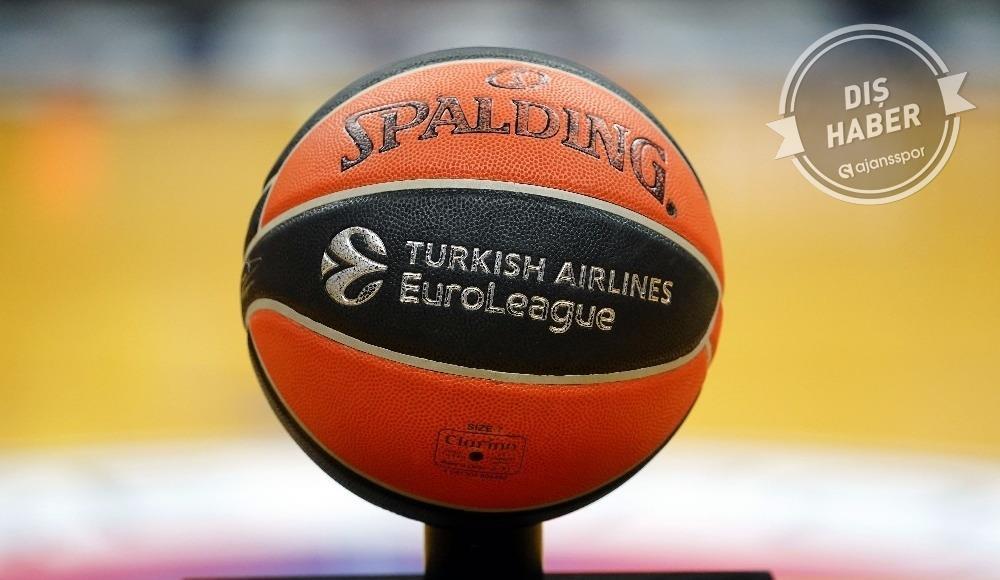 Euroleague'den flaş açıklama! Maçlar...