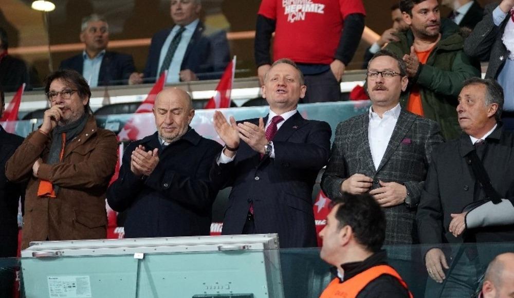 Trabzonspor'un 'sinsi başkan' açıklamasına Gümüşdağ'dan cevap!