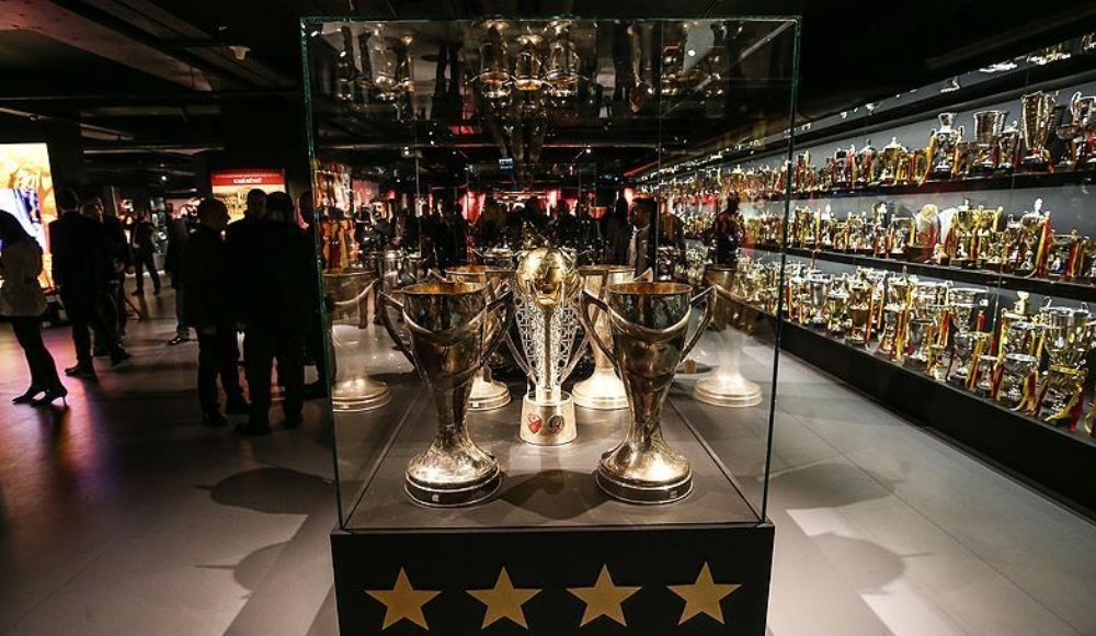 Galatasaray Stadyum Müzesi, dijital ortamda ziyaret edilebilecek