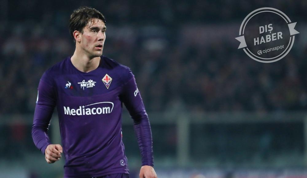 Fiorentina'da Dusan Vlahovic'in test sonucu...