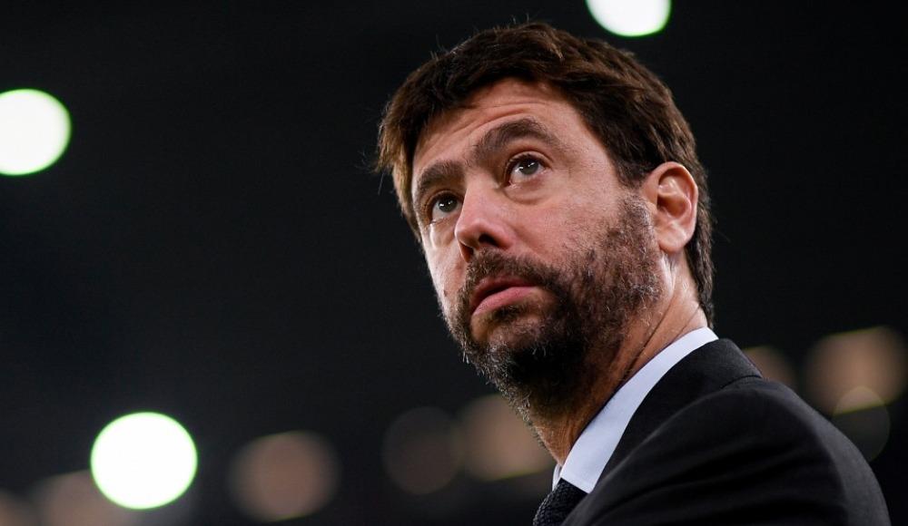 Juventus'ta Agnelli'den koronavirüs açıklaması
