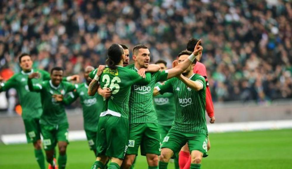 Bursaspor - Boluspor (Canlı Skor)