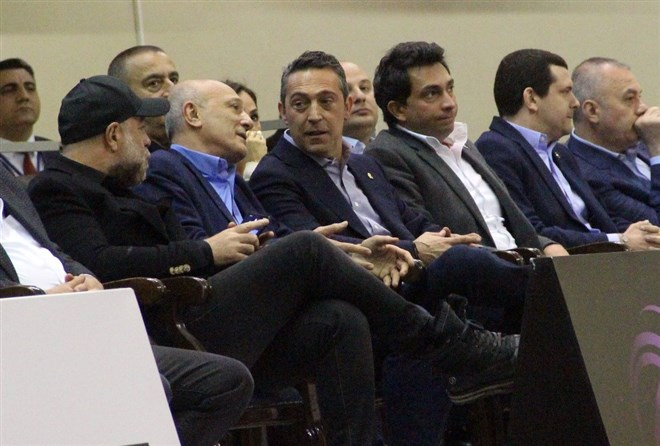 Ali Koç, Konyaspor maçı öncesi derbide