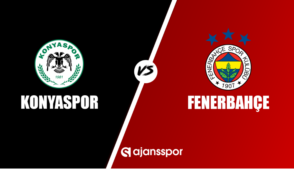 Konyaspor - Fenerbahçe (Canlı Skor)