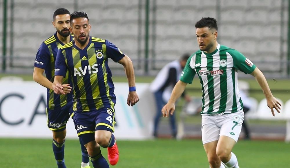 VAR 'gol değil' dedi, Konyaspor bilgilendirdi