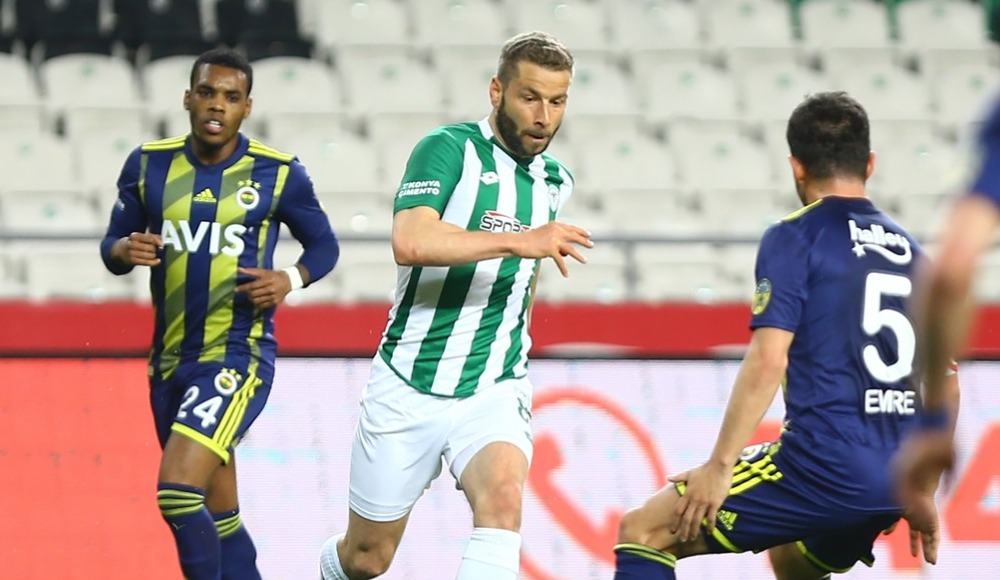 Konyaspor'da çifte şok