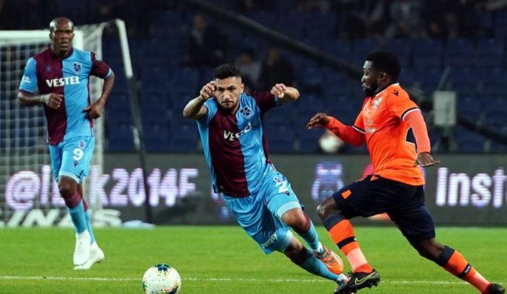 Trabzonspor - Başakşehir (Maçı izle)