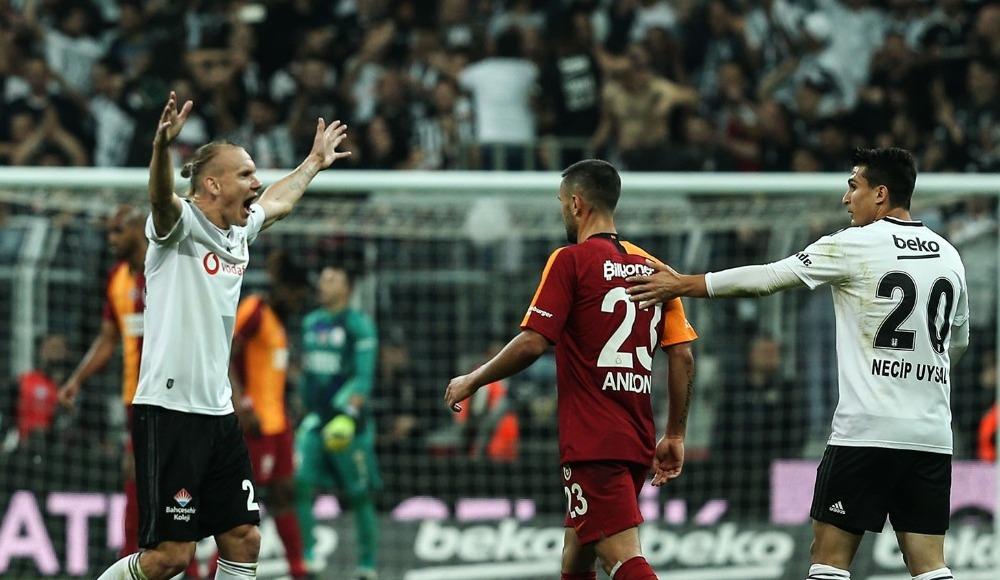 Galatasaray - Beşiktaş (Maç seyret)