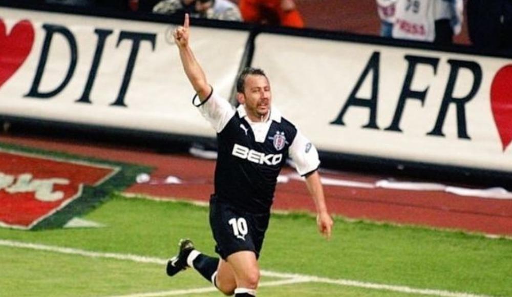 Beşiktaş'tan 'Sergen attı, şampiyonluk geldi' paylaşımı