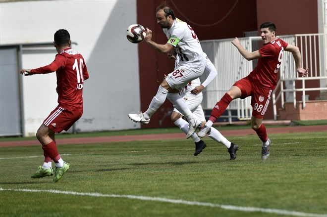 Gümüşhane'de gol sesi çıkmadı: 0-0